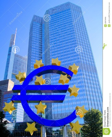 What Is The Role Of The European Central Bank?