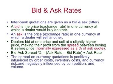 Pricing Foreign Exchange Options